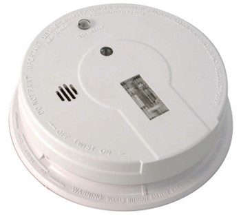 Kidde Interconnectable Smoke Alarms, With Safety Light, Ionization (1 EA/CA)