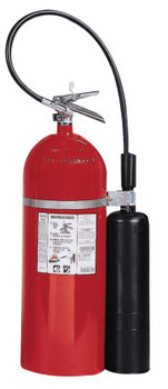 Kidde ProLine Carbon Dioxide Fire Extinguishers - BC Type, 20 lb Cap. Wt. (1 EA/CA)