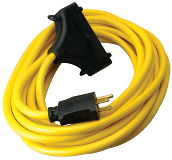 CCI Generator Extension Cord, 50 ft, 1 Outlet (1 EA/CA)