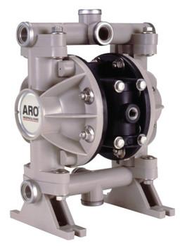 Ingersoll Rand Diaphragm Pumps, 1/2 in (NPTF) Outlet, Aluminum -Viton (1 EA/EA)