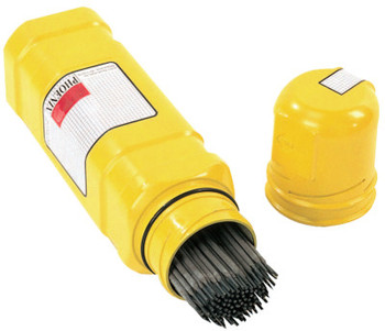 Phoenix Safetube Rod Containers, For 18 in Electrode, Yellow (1 EA/EA)