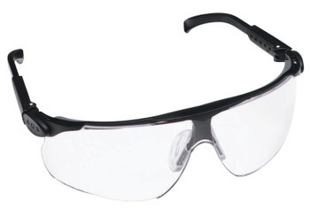 3M Maxim Safety Eyewear, Clear Polycarbonate Anti-Fog Hard Coat Lenses, Adjustable (10 BX/RL)