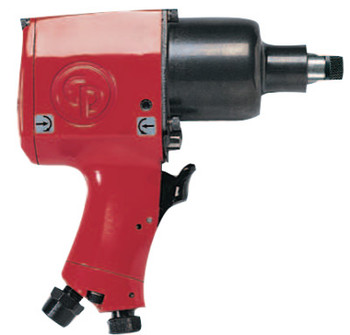 Chicago Pneumatic 1/2 in Drive Impact Wrenches, 25 ftlb - 320 ftlb, Pin Retainer (1 EA/RL)
