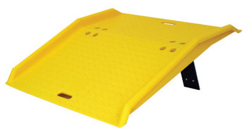 Eagle Mfg 00247 PORTABLE POLY DOCKPLATE FOR HAND TRUCKS (1 EA/EA)