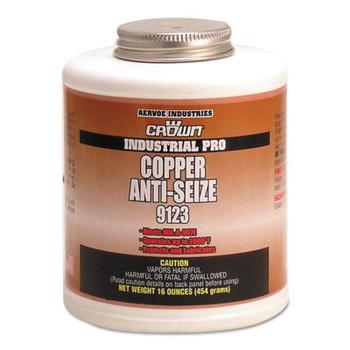 Aervoe Industries Anti-Seize Compounds, 1 lb Brush Top Bottle (12 CN/RL)