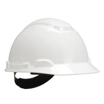 3M Pinlock Hard Hats, Pin-Lock, White (20 CA/EA)