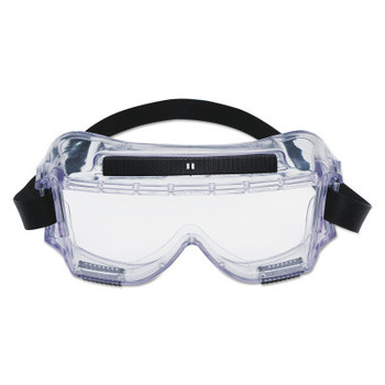 3M Centurion Splash Goggles, Clear/Clear, Hard Coat (10 EA/EA)