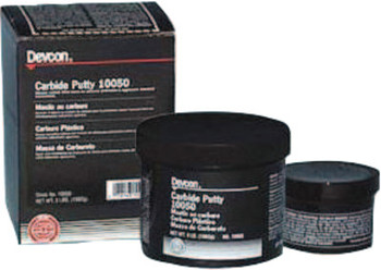 Devcon Carbide Putty, 20 lb (1 EA/PK)