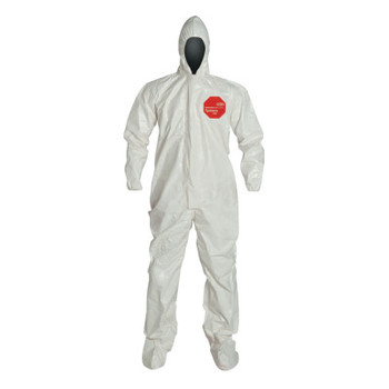 DuPont (CA/6) TYCHEM SL COVERALL (1 CA/CT)