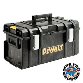 DeWalt ToughSystem DS300 Cases, 21 3/4 in x 13 1/8 in x 12 1/8 in, Black (1 EA/CTN)