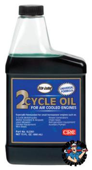 CRC Universal 2-Cycle Oils, 15 oz Bottle (12 CS/CTN)