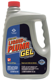 Clorox LIQUID PLUMR HD 80 OZ COMMERCIAL SOLU (6 CA/CA)