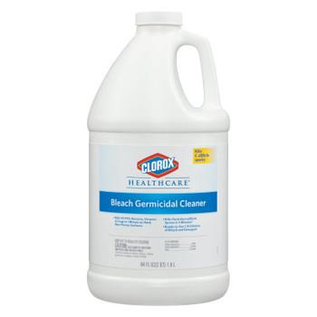Clorox Bleach Germicidal Cleaner, 22 oz Spray Bottle, 8/Carton (1 CA/EA)
