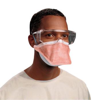 Kimberly-Clark Professional FLUIDSHIELD PFR95 N95 Particulate Filter Respirators & Surgical Masks, 35 pk (6 CA/EA)