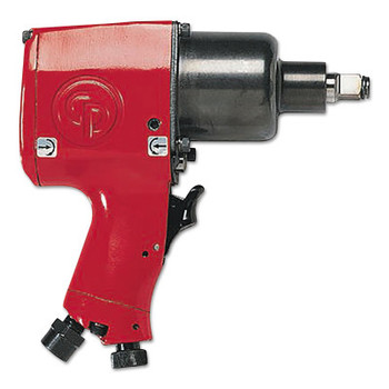 Chicago Pneumatic 1/2 in Drive Impact Wrenches, 25 ftlb -320 ftlb, Friction Ring Retainer (1 EA/EA)