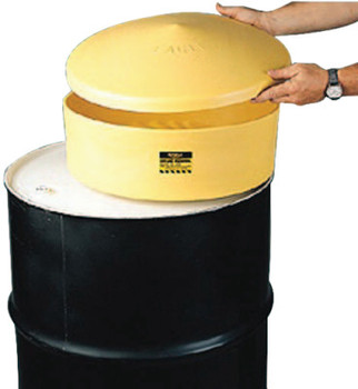 Eagle Mfg Drum Funnel, Yellow (1 EA/EA)