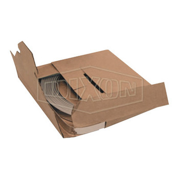 Dixon Valve Strapping Band and Buckle (100 BOX/ST)