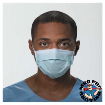 Kimberly-Clark Professional Procedure Mask, Regular Size, Blue (1 PK/EA)