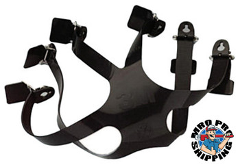 3M 7000 Series Facepiece Accessories, Silicone Head Strap Assembly, Used With 7800S (1 EA/EA)