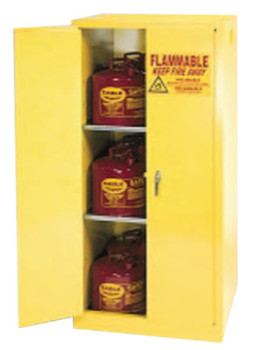 Eagle Mfg Flammable Liquid Storage, Manual-Closing Cabinet, 60 Gallon (1 EA/EA)