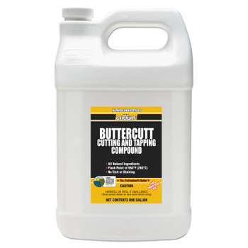 Aervoe Industries Buttercut Cutting/Tapping Compounds, 5 gal (5 PAL/EA)