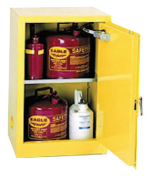 Eagle Mfg Flammable Liquid Storage, Manual-Closing Cabinet, 12 Gallon (1 EA/EA)