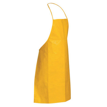 DuPont Tychem QC Apron, 28 in X 36 in (100 CA/EA)