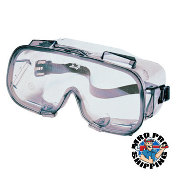 Kimberly-Clark Professional V80 MONOGOGGLE VPC Safety Goggles, Clear/Bronze, Indirect Vent (1 EA/EA)