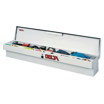 "Apex Tool Group Innerside Truck Boxes, 64"" x 11 3/4"" x 11 1/4"", White (1 EA/EA)"