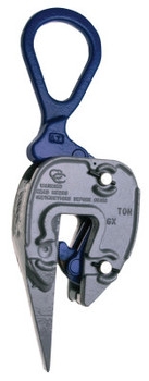 Apex Tool Group GX Style Sharp Leg Clamps, 1/2 ton WWL, 1/16 in-5/8 in Grip (1 EA/EA)