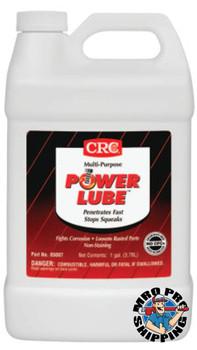 CRC Power Lube Multi-Purpose Lubricants, 1 gal, Pail, Amber (4 GAL/EA)