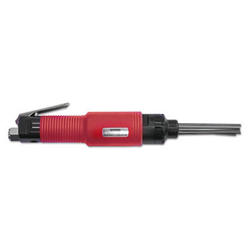 Chicago Pneumatic Needle Scaling Hammers, 3,600 blows/min, 1 1/8 in Stroke, Lever Handle (1 EA/EA)