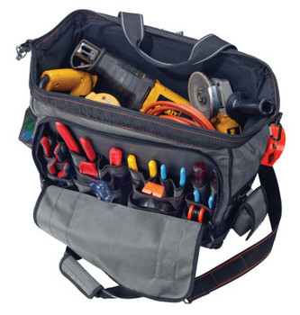 Ergodyne Arsenal 5815 Open Face Tool Organizers, 61 Compartments, 15 in X 11 1/2 in (1 EA/SET)