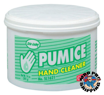 CRC Lanolin Pumice Hand Cleaners, Container, 14 oz (12 CAN/EA)