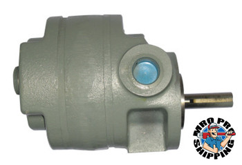 BSM Pump 500 Series Rotary Gear Pumps, 1 in, 17 gpm, 500 PSI, CW (1 EA/EA)