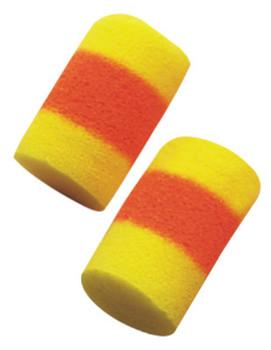 3M E-A-R Classic SuperFit 30 Foam Earplugs, Red/Yellow, Uncorded (200 PR/EA)