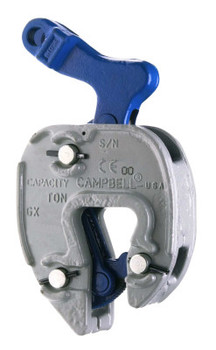 Apex Tool Group GX Style Chain Connector Clamps, 1 ton WWL, 1/16 in-3/4 in Grip (1 EA/EA)