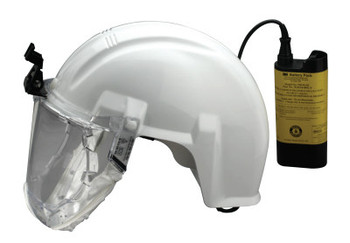 3M Airstream High Efficiency Mining Headgear-Mounted Systems, Filter, Battery Pack (1 EA/EA)