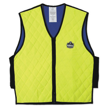Ergodyne CHILL-ITS 6665 EVAPORATIVE COOLING VEST 2XL LIME (6 EA/EA)