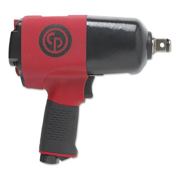 Chicago Pneumatic 3/4 in Drive Impact Wrenches, 184 ft lb - 922.00 ft lb, Ring Retainer (1 EA/BX)