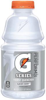 Gatorade 32 Oz. Ready to Drink, Glacier Cherry, Bottle (1 CA/EA)