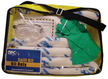 Brady Emergency Response Portable Spill Kit - Hazwik (1 EA/DR)