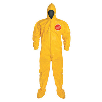 DuPont (CA/12) TYCHEM QC COVERALL (1 CA/CT)