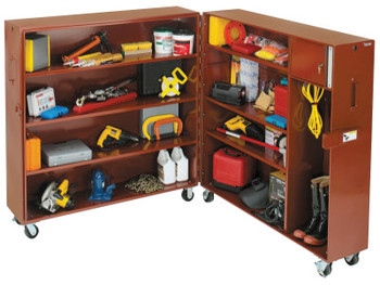 Apex Tool Group Specialty Cabinets, 62 1/2W x 30D x 63 1/2H (1 EA/DR)