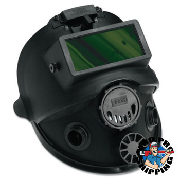 Honeywell 7600 Series Full Facepiece With Welding Attachment (1 EA)