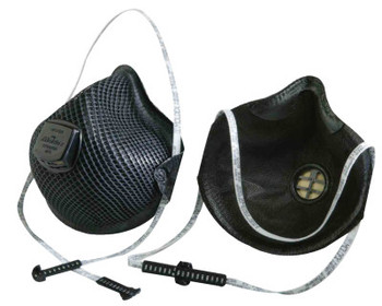 Moldex M2700 Special Ops Series HandyStrap N95 Particulate Respirators, Small (10 EA/CA)
