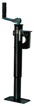 "Dutton-Lainson 22680 10"" TOP WIND TONGUE JACK W/WELD-ON B (1 EA/CS)"