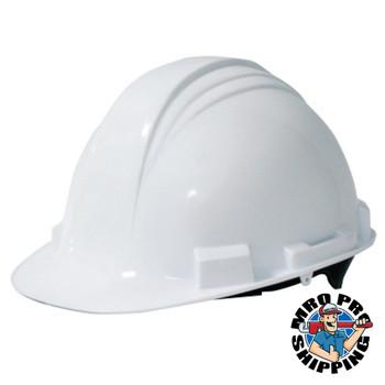 Honeywell Peak Hard Hats, Pin-Lock, 4 Point, White (1 EA)