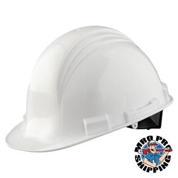 Honeywell Peak Hard Hats, 4 Point Ratchet, White (1 EA)