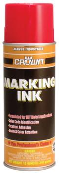 Aervoe Industries BLACK STENCIL INK (12 CAN/EA)